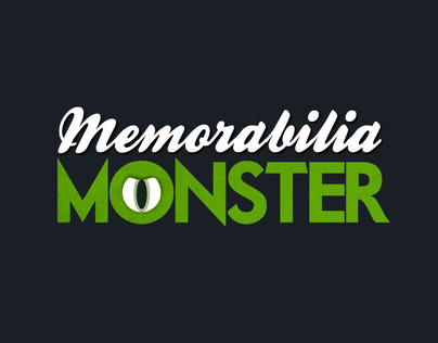 Memorabilia Monster Logo