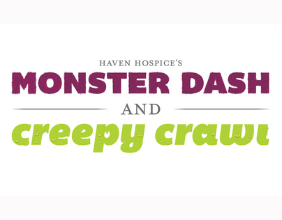 Monster Dash & Creepy Crawl Logo