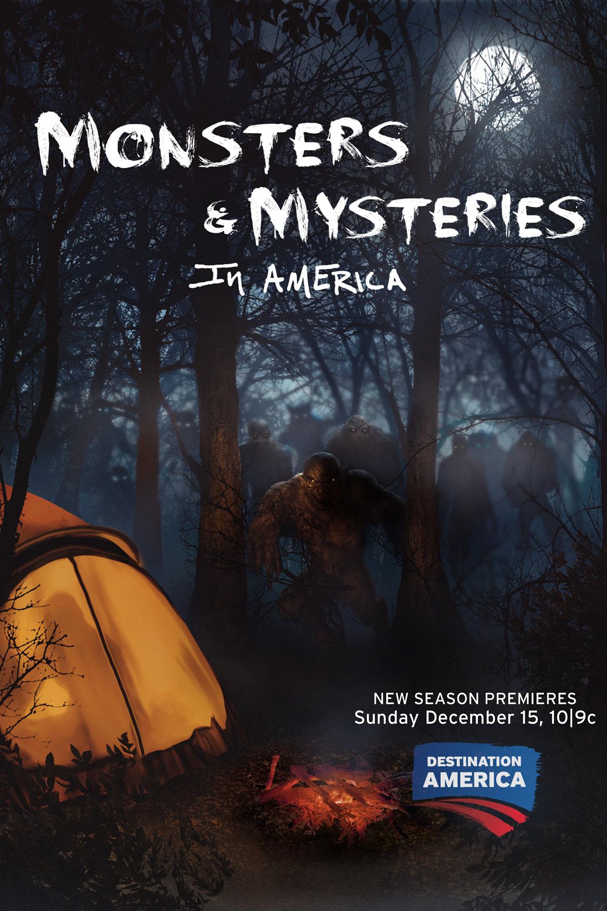 Monsters & Mysteries