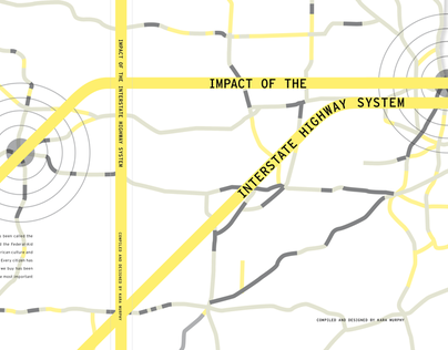 Impact of the Interstate Highway System