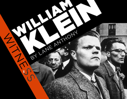 Witness: William Klein