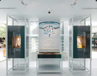 Tiffany Diamond Pavilion