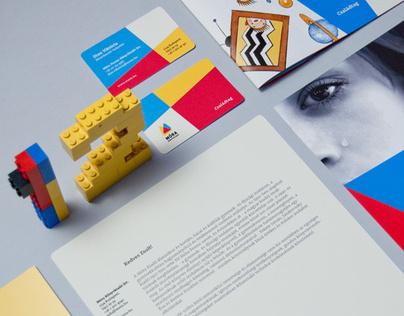 Móra Publisher visual identity