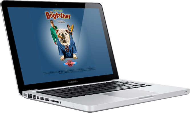the dogfather movie website.