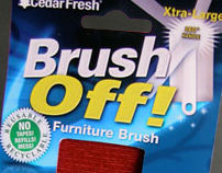 Brush Off! Furniture Brush