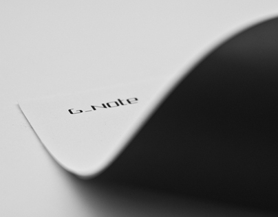 G_Note - Corporate Identity