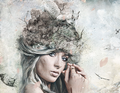 Mother Nature (Adobe CS5 Competition)