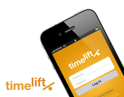 Time Lift. Time Management App.