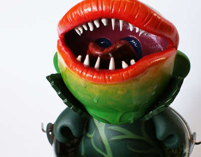 Little Shop of Munny | Audrey II