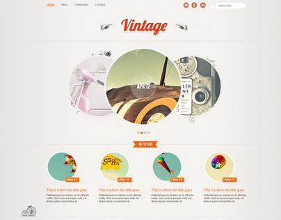 WPSumo - Vintage Theme