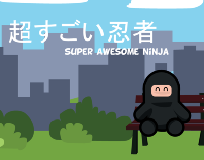Super Awesome Ninja Video Game