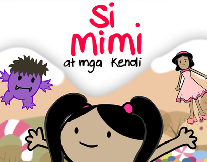 Si Mimi at mga kendi (Mimi and the candies)
