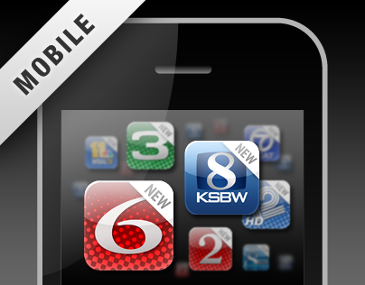 Hearst TV Stations Mobile News Applications