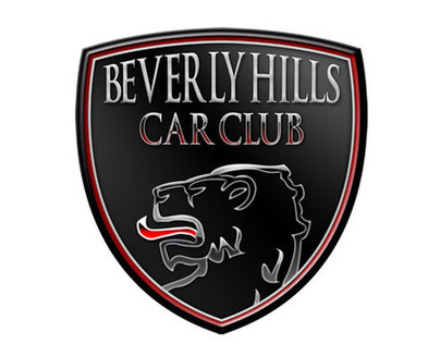 Beverly Hills Car Club | Logo Design