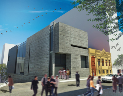 New Museum / Heritage Restoration