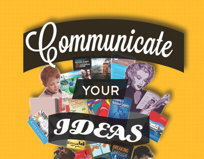 Communicate your Ideas in Print