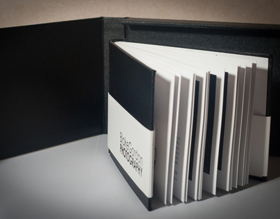 Booking Binding Elective  -  Photography Portfolio