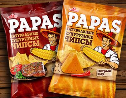 Tortilla Chips Papas