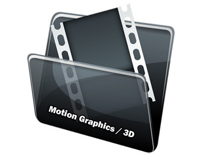 Motion Graphics / 3D