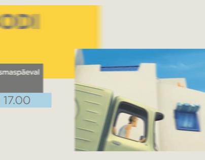 ETV On-Air Identity