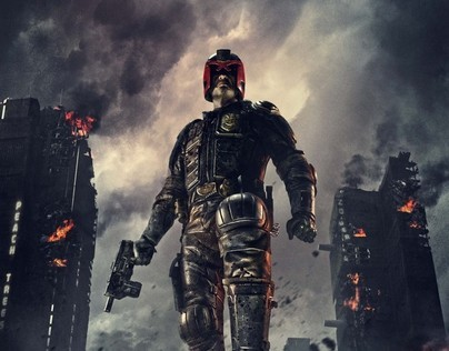 DREDD film review