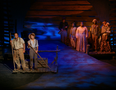 Big River- Lighting Design