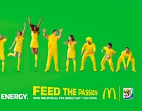 MCDonalds -  2010 World Cup   Feed The Passion