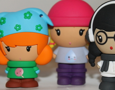 USBdolls  - stylish - kwaii - pendrive