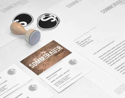 Sommerauer (Corporate Identity)