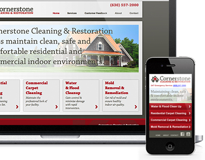 Cornerstone Website
