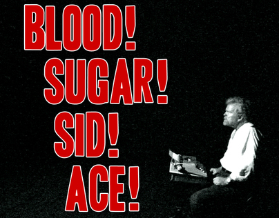 Blood! Sugar! Sid! Ace! - Original Soundtrack