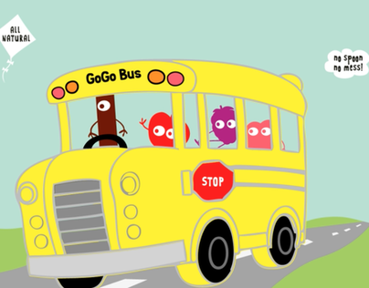 GoGo SqueeZ Back to School Animation