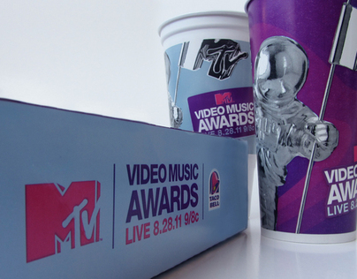 2011 MTV Video Music Awards- Sponsored by Taco Bell