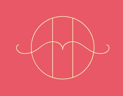 Mousta typeface