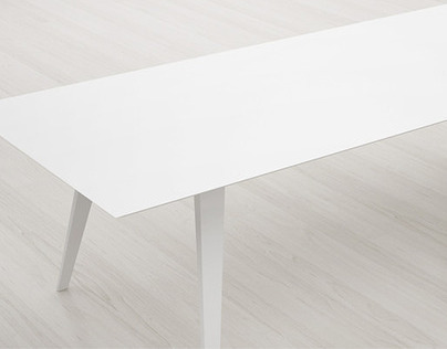 Whiteline Dining Table