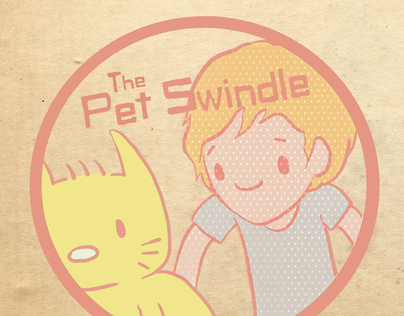 The Pet Swindle Movie Artwork