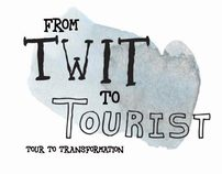 From Twit To Tourist