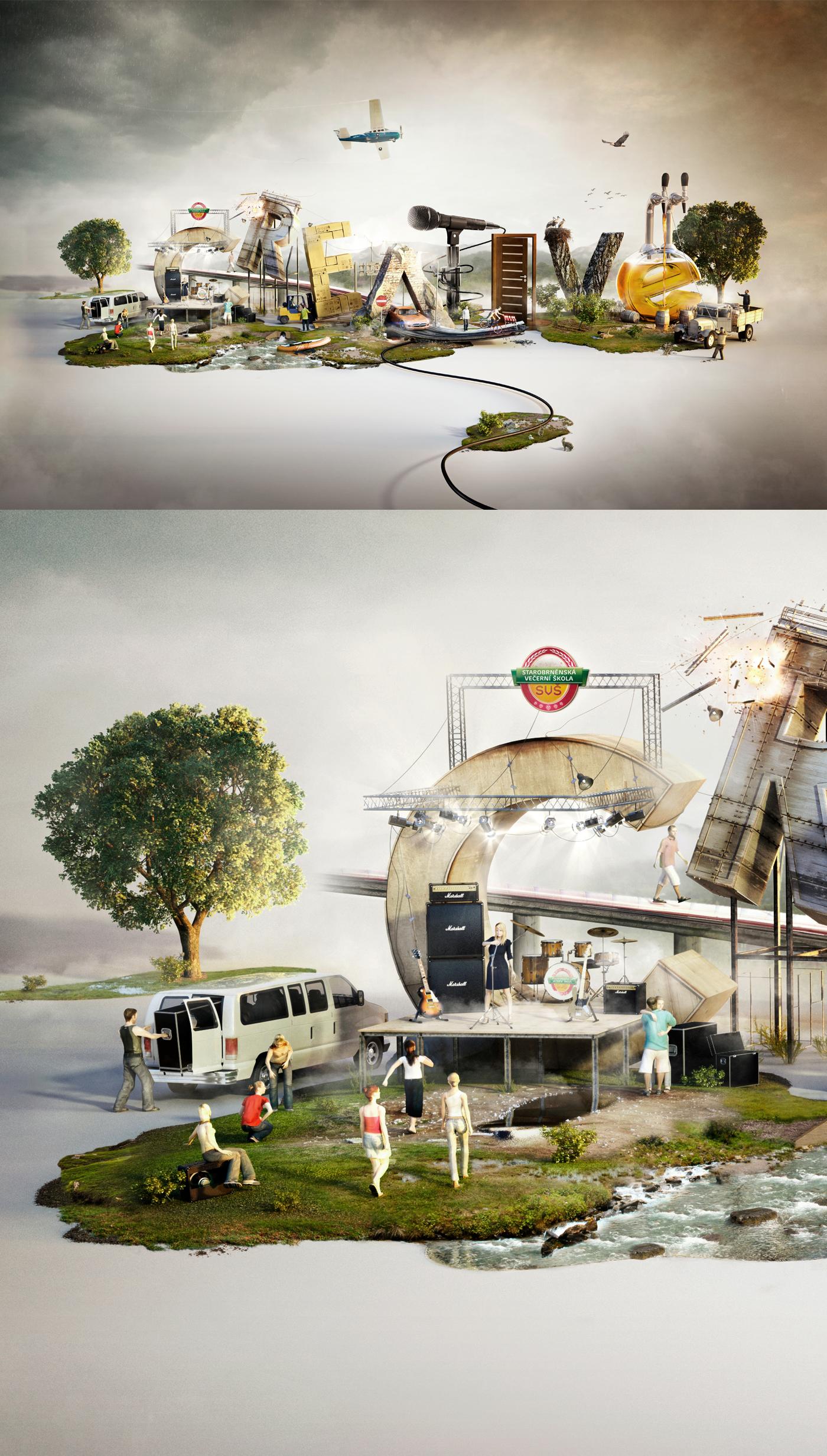 Creative miniworld
