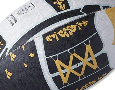Novelty Rugby Ball Designs