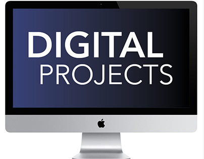 Web & Interactive projects (digital/screen design)