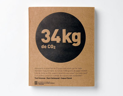 34Kg of CO2