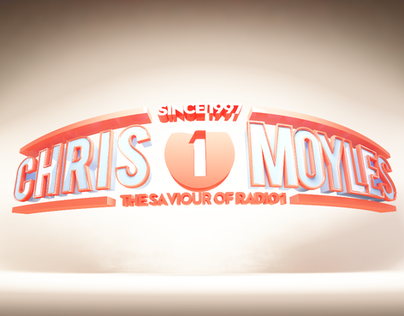Chris Moyles - The Saviour of Radio 1, EST. 1997