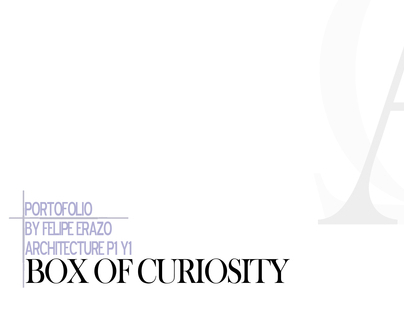 Project 4 - Box of Curiosity
