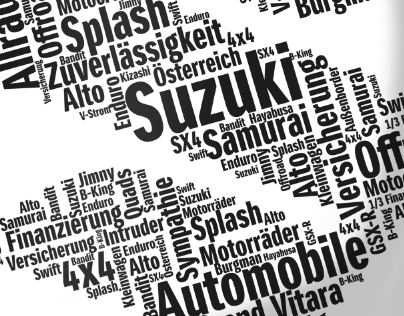 Suzuki shopping bag