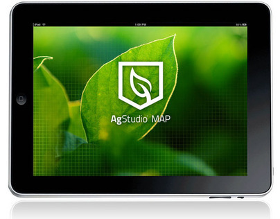 AgStudio MAP app