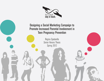 Be in Touch. Stay in Touch. A Social Marketing Campaign