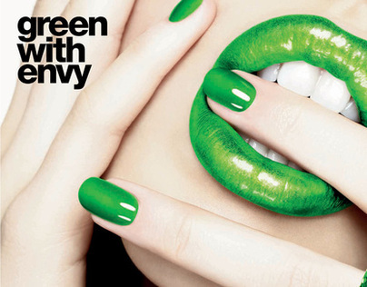 Green With Envy identity