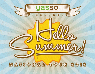 Yasso Hello Summer Tour '12
