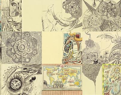 Moleskine Sketchbook #2