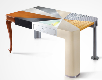Cif Multi Surfaces Table
